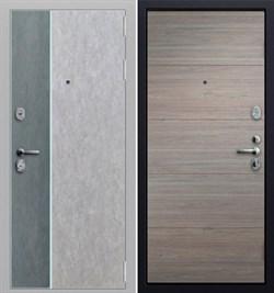 Входная металлическая дверь в квартиру Экстер 01 с молдингом - со звукоизоляцией - фото 13325