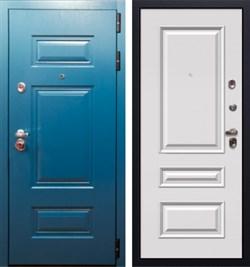 Входная металлическая дверь в квартиру Лондон - со звукоизоляцией - фото 13326