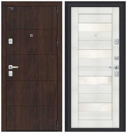 Входная металлическая дверь Porta M 4.П23 Almon 28/Bianco Veralinga - со звукоизоляцией - фото 13331