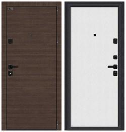 Входная металлическая дверь Porta M П50.П50 Brownie/Virgin - со звукоизоляцией - фото 13376