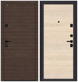 Входная металлическая дверь Porta M П50.П50 Brownie/Nord Skyline - со звукоизоляцией - фото 13377