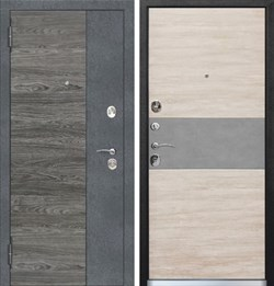 Входная металлическая дверь в квартиру Орландо SD PROF - со звукоизоляцией - фото 13379