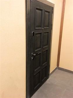 Дверь входная металлическая «Porta M-3 К18/K18» Rocky Road/Silk Road - со звукоизоляцией - фото 13389