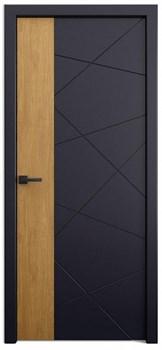 Звукоизоляционная Межкомнатная дверь Слэб-декор №7 СКАРИСТА - фото 13477