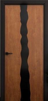 Звукоизоляционная Межкомнатная дверь Слэб-декор №8 ЛЕНА - фото 13487