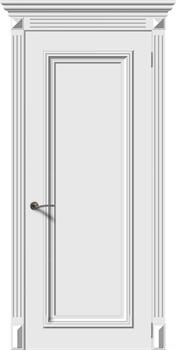 Влагостойкая Межкомнатная дверь Эмаль ЭММА 4 - фото 13555