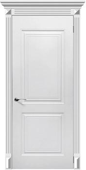 Влагостойкая Межкомнатная дверь Эмаль ФОРТЕ глухая - фото 13580
