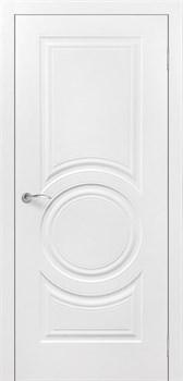 Влагостойкая Межкомнатная дверь Эмаль РОЯЛ 4 глухая - фото 13585