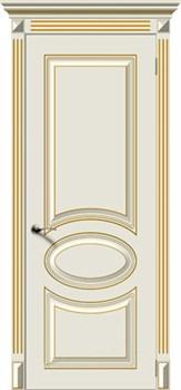 Влагостойкая Межкомнатная дверь Эмаль с патиной ДЖАЗ - фото 13728