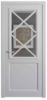 Влагостойкая Межкомнатная дверь Эмаль САНДРА - фото 13785