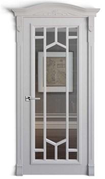 Влагостойкая Межкомнатная дверь Эмаль СИМОНА - фото 13792