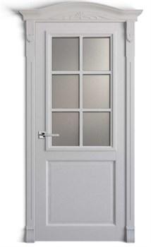 Влагостойкая Межкомнатная дверь Эмаль ФИНСКАЯ ДО 6 - фото 13805