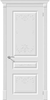 Влагостойкая Межкомнатная дверь Эмаль Скинни-14 Аrt - фото 13839