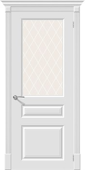 Влагостойкая Межкомнатная дверь Эмаль Скинни-15.1 - фото 13840
