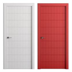 Влагостойкая Межкомнатная дверь Эмаль КОЛОР №6 - фото 13869