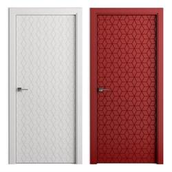 Влагостойкая Межкомнатная дверь Эмаль КОЛОР №7 - фото 13871