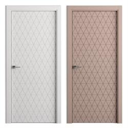 Влагостойкая Межкомнатная дверь Эмаль КОЛОР №8 - фото 13873
