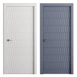 Влагостойкая Межкомнатная дверь Эмаль КОЛОР №10 - фото 13877