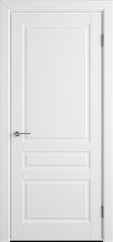 Влагостойкая Межкомнатная дверь Эмаль ЧЕЛСИ 04 глухая - фото 13891