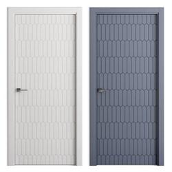 Влагостойкая Звукоизоляционная дверь Эмаль КОЛОР №10 - фото 13931