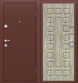 Входная металлическая дверь «Йошкар» Ель Карпатская - фото 28104