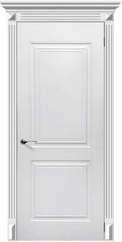 Межкомнатная дверь Эмаль Forte глухая - фото 4745