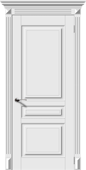 Межкомнатная дверь Эмаль ВЕРСАЛЬ-Н глухая - фото 4810