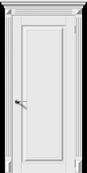 Межкомнатная дверь Эмаль Garmoniya-N глухая - фото 4823