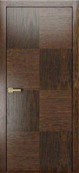 Межкомнатная дверь дуб PLAIN 4 - фото 5141