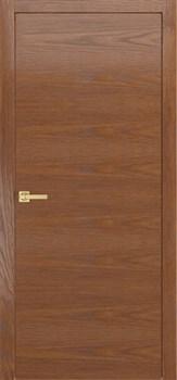 Межкомнатная дверь дуб PLAIN - фото 5145