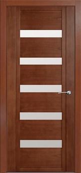 Межкомнатная дверь дуб H-V - фото 5219