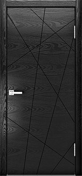 Межкомнатная дверь дуб V-VIII - фото 5390