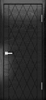 Межкомнатная дверь дуб V-X - фото 5405