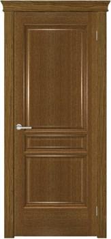 Межкомнатная дверь шпонированная дуб ТРИДОРС - фото 5510