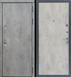 Входная металлическая дверь в квартиру МД-48 - фото 5616