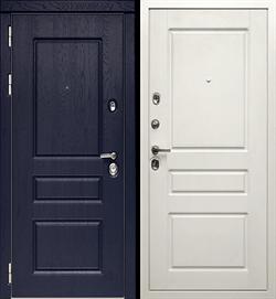 Входная металлическая дверь в квартиру МД-45 - фото 5633