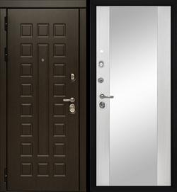 Входная металлическая дверь в квартиру МД-30 Зеркало - фото 5661