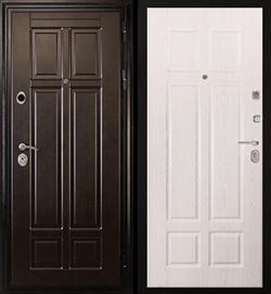 Входная металлическая дверь в квартиру МД-07 - фото 5684