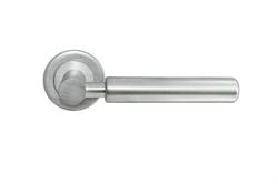Ручка дверная MORELLI LUXURY CLOUD NC-4 CSA матовый хром - фото 7012