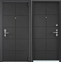 Входная металлическая дверь в квартиру МД-18 - фото 7494