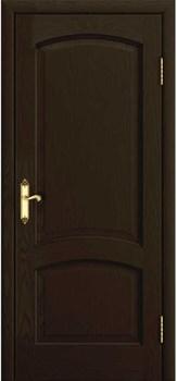 Межкомнатная дверь шпон РОСТРА 2 глухая - фото 7566