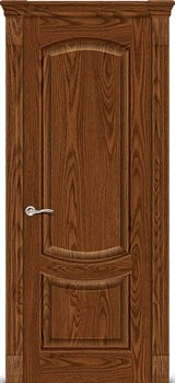 Межкомнатная дверь шпон КАЛИСТО - фото 7578