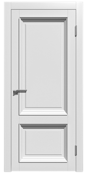 Межкомнатная дверь Эмаль Stella 2 глухая - фото 7732