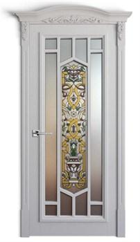 Межкомнатная дверь Эмаль СИМОНА - фото 8721