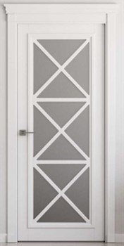 Межкомнатная дверь Эмаль Sandra 2 - фото 8780