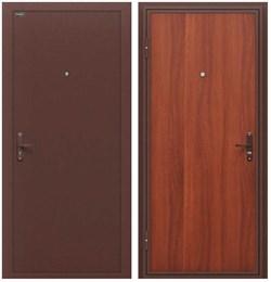 Входная металлическая дверь Инсайд Эконом Антик Медь/М-11 (ИталОрех) - фото 8901