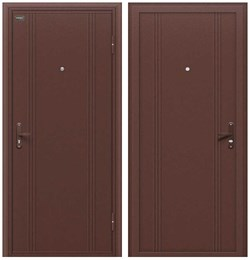 Входная металлическая дверь Door Out 101 Антик Медь/Антик Медь - фото 8909