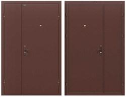 Входная металлическая дверь Дуо Гранд Антик Медь/Антик Медь - фото 8961