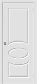 Межкомнатная дверь Скинни-20 П-23 (Белый) - фото 9612