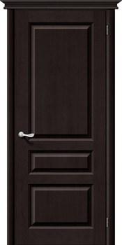 Межкомнатная дверь М5  Т-06 (Темный Лак) - фото 9870